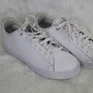 Adidas White Tennis Shoes